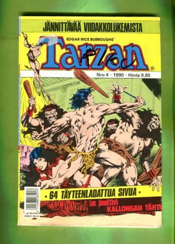 Tarzan 4/90