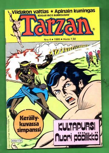 Tarzan 4/85