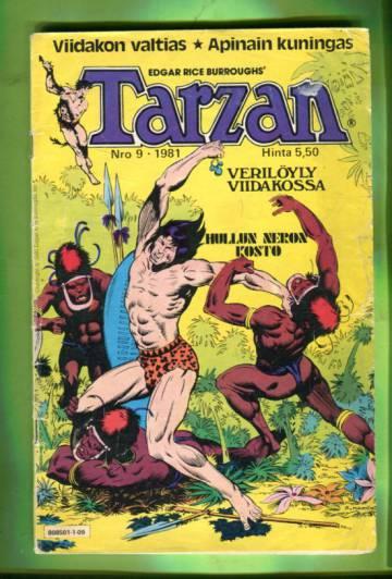 Tarzan 9/81