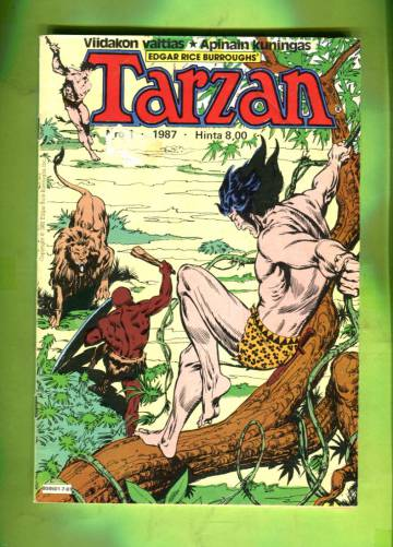 Tarzan 1/87
