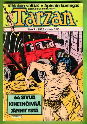 Tarzan 7/82