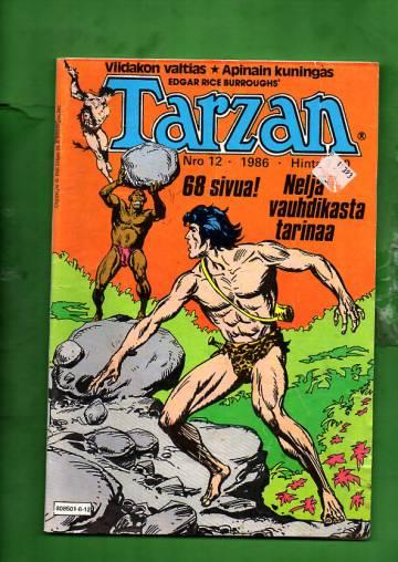 Tarzan 12/86
