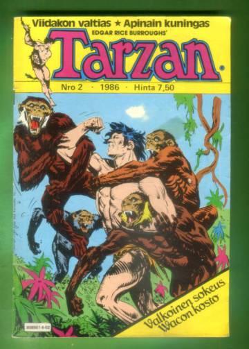 Tarzan 2/86