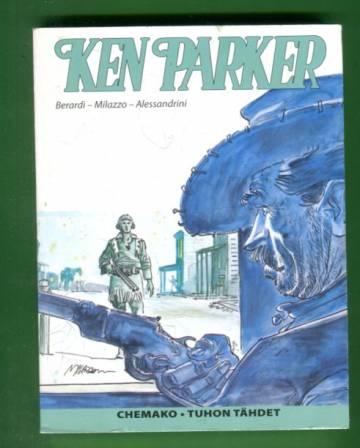 Ken Parker - Chemako & Tuhon tähdet