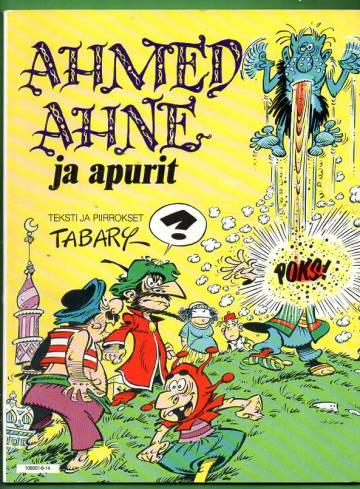 Ahmed Ahne 14 - Ahmed Ahne ja apurit (1. painos)