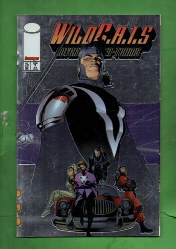 WildC.A.T.s #25 Dec 95