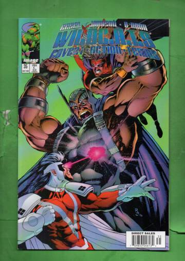 WildC.A.T.s #35 Early Mar 97