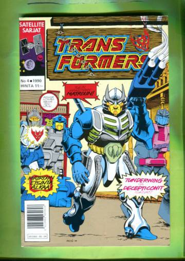 Transformers 4/90