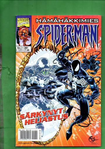 Hämähäkkimies 2/01 (Spider-Man)