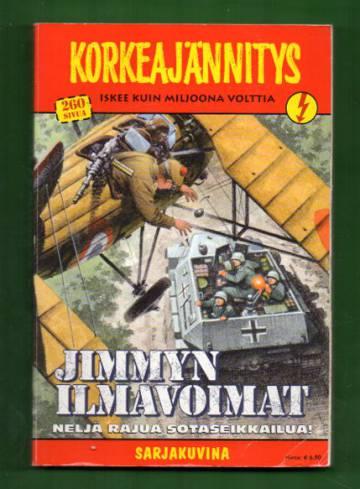Korkeajännitys 5/09 - Jimmyn ilmavoimat