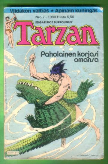 Tarzan 7/80