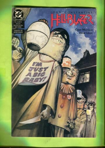 Hellblazer #25 Jan 90