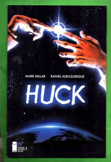 Huck #4, February 2016