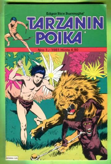 Tarzanin poika 1/81