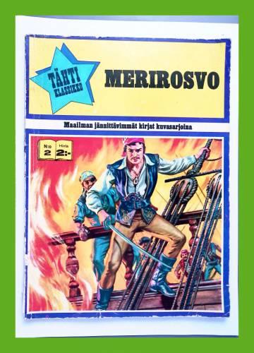 Tähtiklassikko 2 - Merirosvo