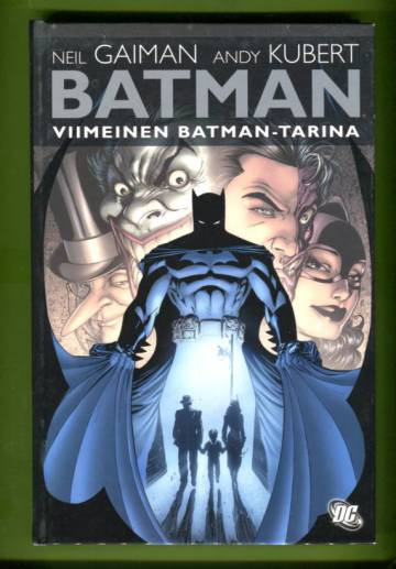 Batman - Viimeinen Batman-tarina