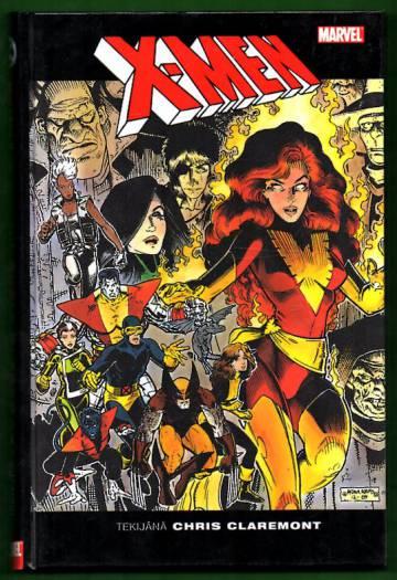 X-Men tekijänä Chris Claremont (Ryhmä-X)