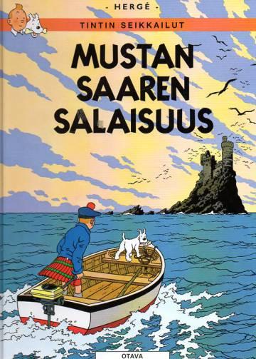 Tintin seikkailut 7 - Mustan saaren salaisuus (Tintti)