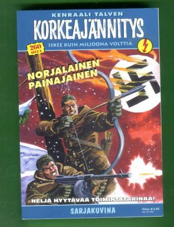 Korkeajännitys 1E/10 - Kenraali talven Korkeajännitys: Norjalainen painajainen