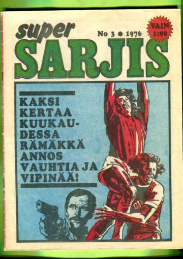 Super sarjis 3/76