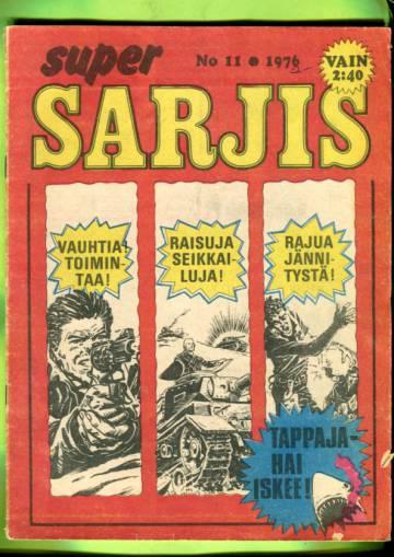 Super sarjis 11/76