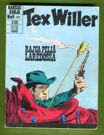 Tex Willer 4/72