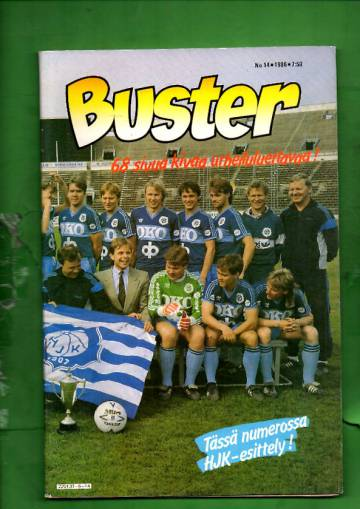 Buster 14/86