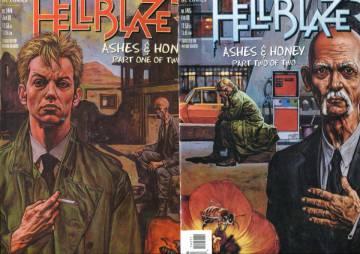 Hellblazer #144-145: Ashes & Honey #1-2 Jan-Feb 00