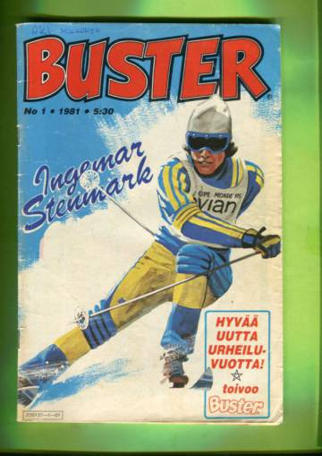 Buster 1/81