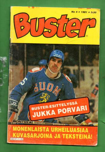Buster 4/81