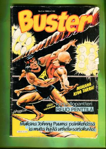 Buster 5/86