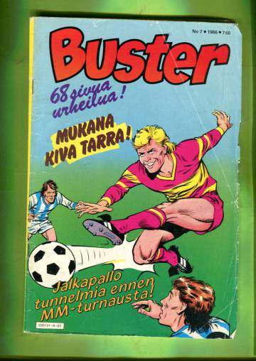 Buster 7/86