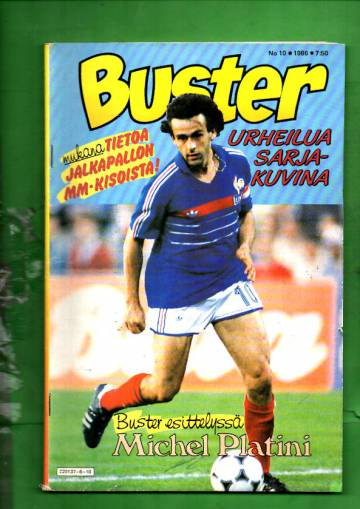 Buster 10/86