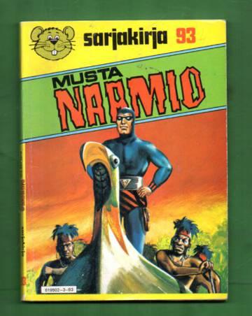 Semicin sarjakirja 93 - Mustanaamio