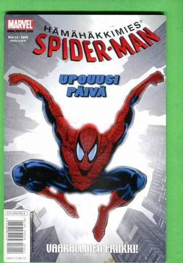 Hämähäkkimies 12/08 (Spider-Man)