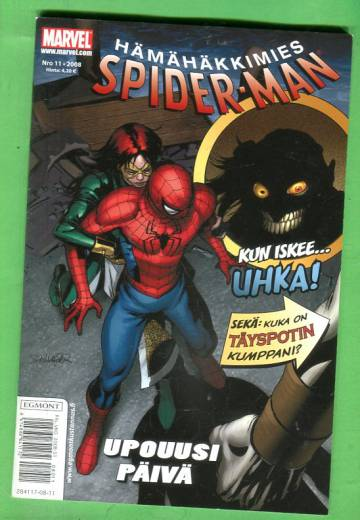 Hämähäkkimies 11/08 (Spider-Man)