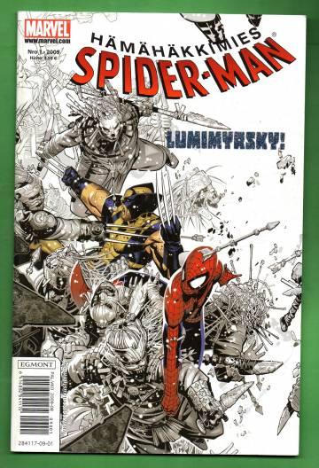 Hämähäkkimies 1/09 (Spider-Man)