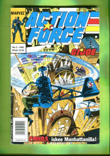 Action Force 2/93