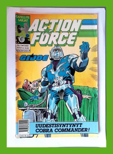 Action Force 4/89