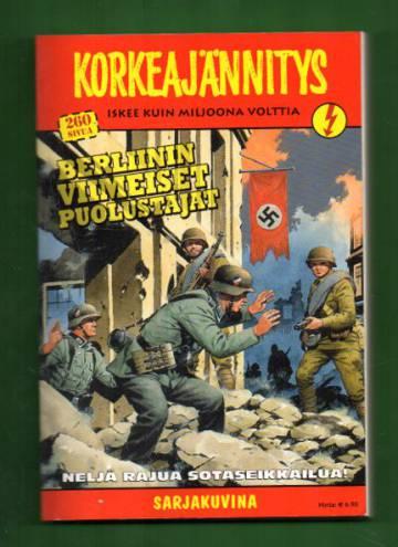 Korkeajännitys 3/10 - Berliinin viimeiset puolustajat