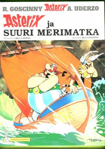 Asterix 22 - Asterix ja suuri merimatka