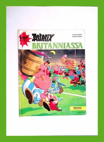Asterix 12 - Asterix Britanniassa