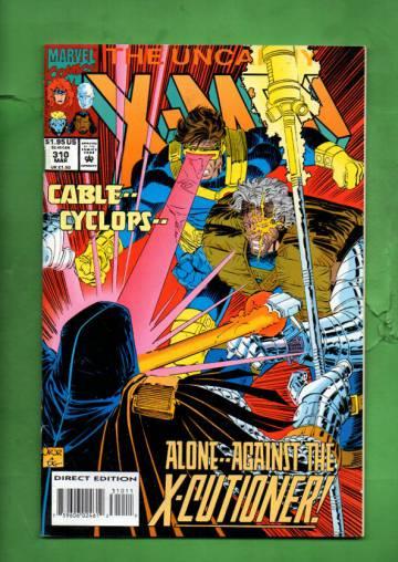 The Uncanny X-Men Vol 1 #310 Mar 94
