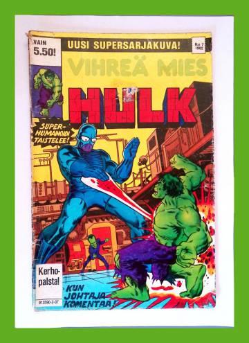 Hulk 7/82