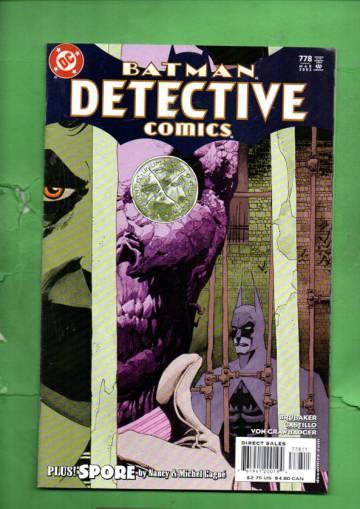 Detective Comics #778 Mar 03