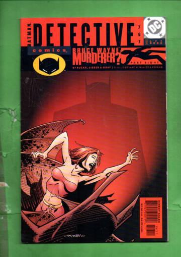 Detective Comics #767 Apr 02