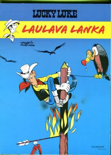 Lucky Luke 34 - Laulava lanka