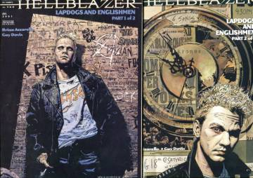 Hellblazer #162-163: Lapdogs and englishmen #1-2 Jul-Aug 01