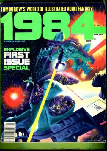 1984 #1 Jun 78