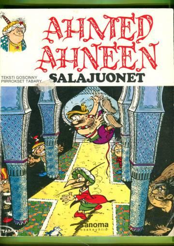 Ahmed Ahne 7 - Ahmed Ahneen salajuonet (1. painos)